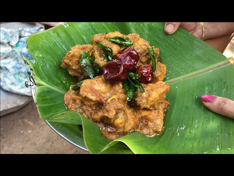 Chicken Gravy Recipe in Tamil | Chettinad Style கோழி குழம்பு