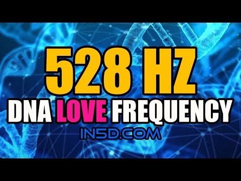 528Hz DNA Frequency - UNLOCK Your Codons!!!