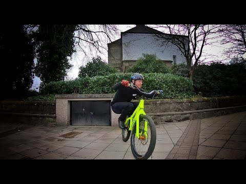 Street trials with Ali Clarkson & Duncan Shaw 2018
