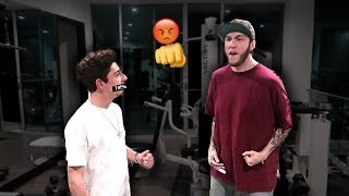We actually got into a fight... (ft. FaZe Banks)