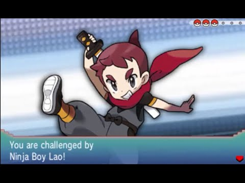 Pokémon Alpha Sapphire Walkthrough Part 26: It's Raining Ashes!