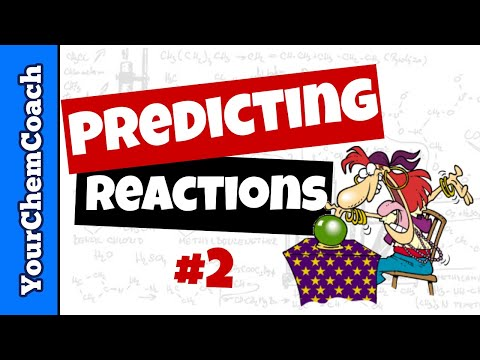 Predicting Products in Chemical Reactions - AP Chemistry Episode #2
