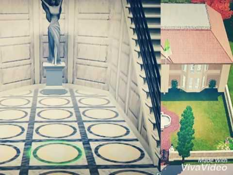 The Sims 3 Pets Xbox 360, Large Mansion