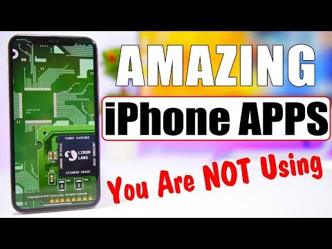 Amazing iPhone APPS ** You Are NOT Using **