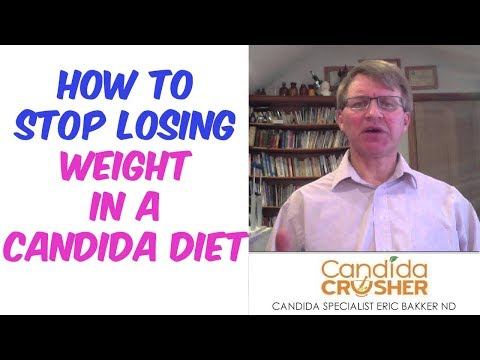 Losing Weight On Candida Diet