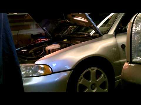 2002 Audi S4: Ep. 90 - Power steering fluid leak