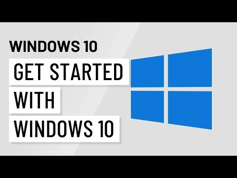 Getting Started with Windows 10