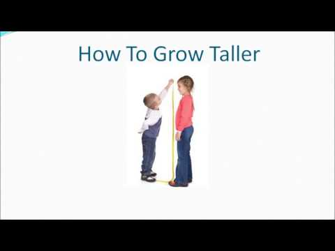 How To Grow Taller | How To Grow Taller At 17