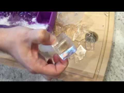 How to Make Clear Ice in a Small Cooler