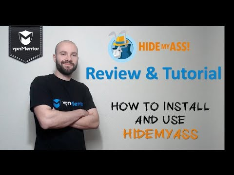 🥇 HideMyAss VPN Review & Tutorial 2018 ⭐⭐⭐
