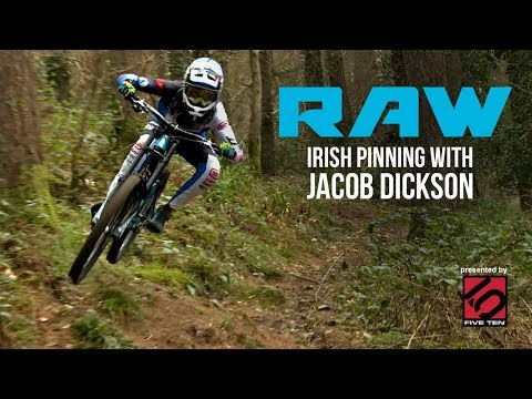Irish DH Pinner -  Vital RAW - Jacob Dickson of Giant Factory Off-Road