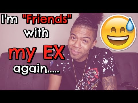 BEING FRIENDS WITH MY EX AGAIN🐸☕️... || **BRUTALLY HONEST Q&A!**