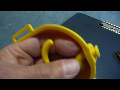 TROUBLE LIGHT [Work Light] Plastic HOOK QUICK FIX / Repair / Hack / Modification
