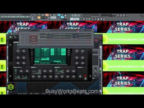 How to Make Trap Leads (Massive, Sylenth1, Nexus, Serum)