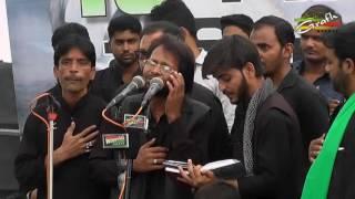 Khursheed Asri & Ashar Asri | Taboot 18 Bani Hashim Kanpur 2016 | All India Shia Yuva Unit Kanpur