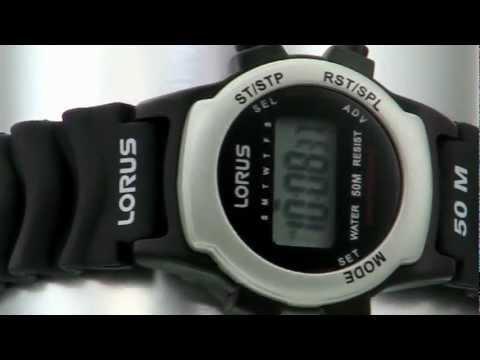 Lorus R2371AX9 Gents Watch