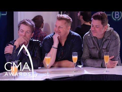 Rascal Flatts | 51st CMA Awards Radio Remote | CMA