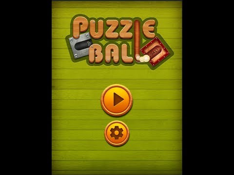 Puzzle Ball (Levels 1-24 Solutions)