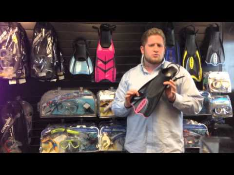 Snorkel Fins: Types of Snorkeling Fins availible from SnorkelGear.com