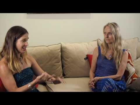 Using Herbs and Natural Remedies For Herpes- Dr. Kelly Interviews Brigitte Mars- Pink Tent