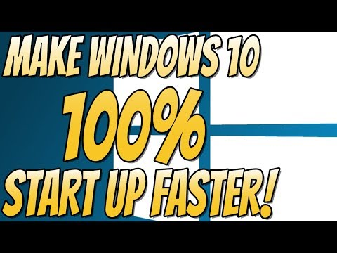 How To Enable Fast Start Up In Windows 10   Speed Up Windows 10 Boot Time