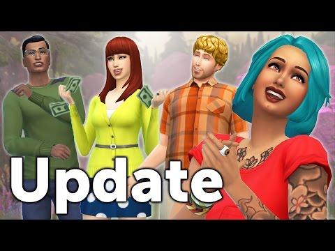 Leela's Love & TS4 Update!