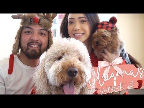 Christmas Road Trip! Vlogmas Week 4