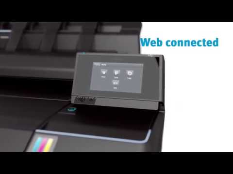 HP Multifunctional Large Format Printer | All In One Printer Singapore