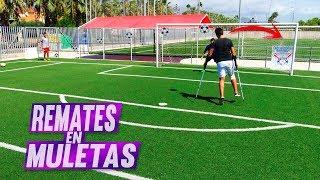 REMATES en MULETAS ¡RETO FÚTBOL! PYR CHALLENGE