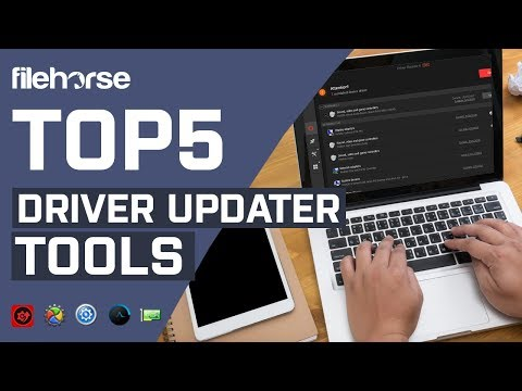 Top 5 Driver Updater Tools for Windows (2018)