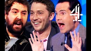 WEIRDEST 8 Out Of 10 Cats Does Countdown Romance?! | Best of Dictionary Corner Pt. 1