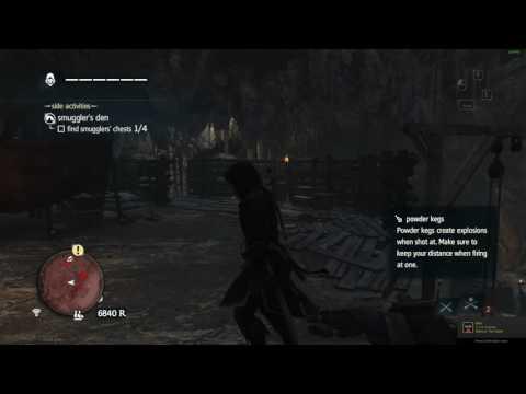 Assassin's Creed IV l Glitch #1