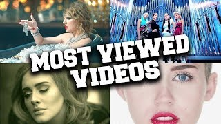 Most-Viewed Music Video In The First 24 hours