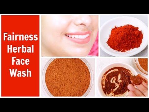 Miracle Skin Lightening Herbal Face Wash   Fairer & Radiant Skin