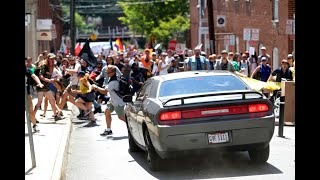 Chaos at white nationalist rally