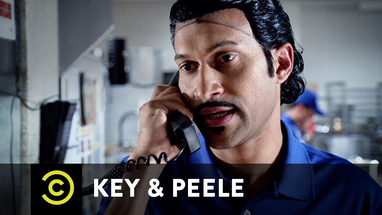 Key & Peele - Pizza Order