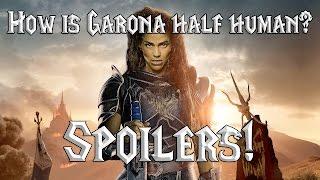 How is Garona Half Human? | Warcraft Movie | SPOILERS!