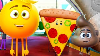 THE EMOJI MOVIE All Movie Clips + Trailer (2017)