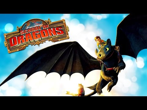 How to Train Your Dragon : School of Dragons #24 'FLIGHT CLUB'