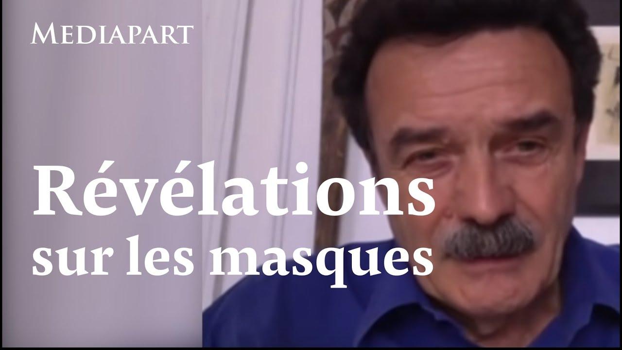 Edwy Plenel : ce que révèle l'enquête de Mediapart sur les masques
