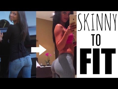 My Fitness Journey (From Skinny to FIT!)