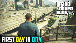 NEW GANGSTER IS HERE | GTA V GAMEPLAY #1