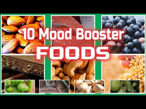 10 Foods That Can Improve Your Mood Fast