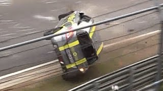 Nürburgring 2016 BIG CRASH, FAIL & WIN Compilation Nordschleife Touristenfahrten VLN 24H