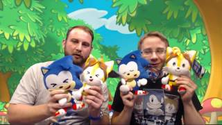 Sonic Official - Ep. 12 - Blobs and Blocks Episode