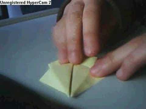 Origami Sumo Wrestlers