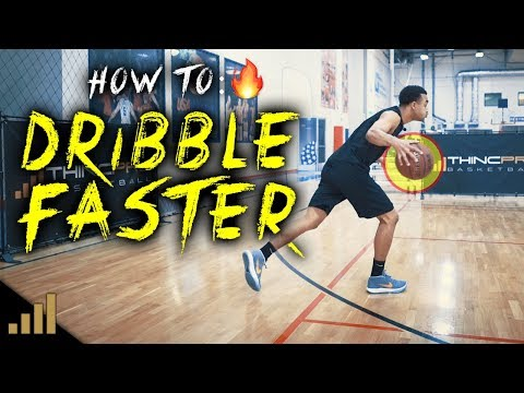 How to: Dribble Faster in Basketball! (#1 key to NASTY HANDLES)