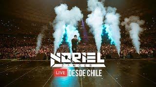Noriel en vivo desde el Movistar Arena en Chile ❤️🇨🇱