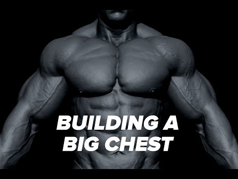 Building a Big Chest Using Only Bench Press & Drop Sets?