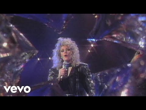 Bonnie Tyler - Fools Lullaby (Peters Popshow 05.12.1992) (VOD)